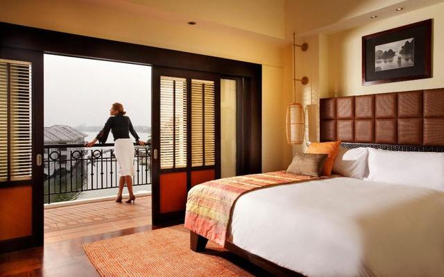 4 khách sạn 5 sao tại Hà Nội được chọn làm nơi cách ly có thu phí: View đẹp, đầy đủ tiện nghi, đảm bảo an toàn phòng chống dịch - Ảnh 1.