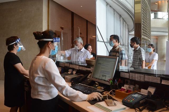 4 khách sạn 5 sao tại Hà Nội được chọn làm nơi cách ly có thu phí: View đẹp, đầy đủ tiện nghi, đảm bảo an toàn phòng chống dịch - Ảnh 6.