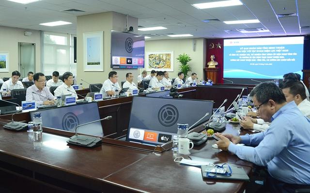 EVN: Tập đoàn Trung Nam sẽ tự vận hành Trạm biến áp 500kV Thuận Nam - Ảnh 1.