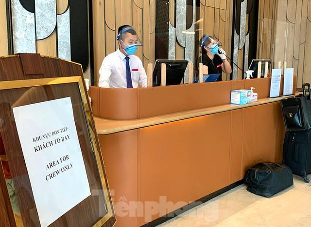 Khách sạn tại Hà Nội chuẩn bị ra sao khi được chọn làm nơi cách ly có thu phí - Ảnh 2.