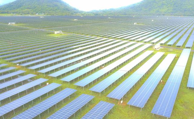 Sắp có dự án điện mặt trời cung cấp cho cả miền Tây - Ảnh 1.