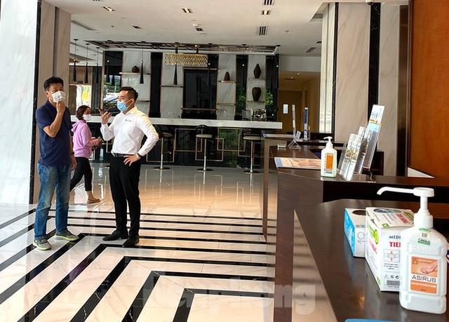 4 khách sạn 5 sao tại Hà Nội được chọn làm nơi cách ly có thu phí: View đẹp, đầy đủ tiện nghi, đảm bảo an toàn phòng chống dịch - Ảnh 8.