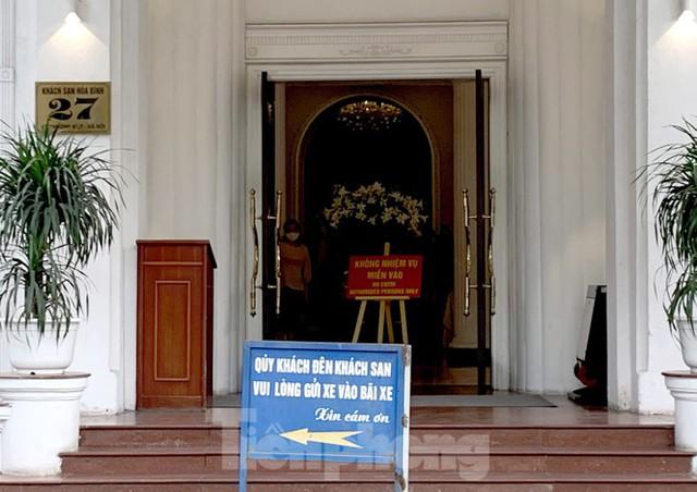 Khách sạn tại Hà Nội chuẩn bị ra sao khi được chọn làm nơi cách ly có thu phí - Ảnh 20.