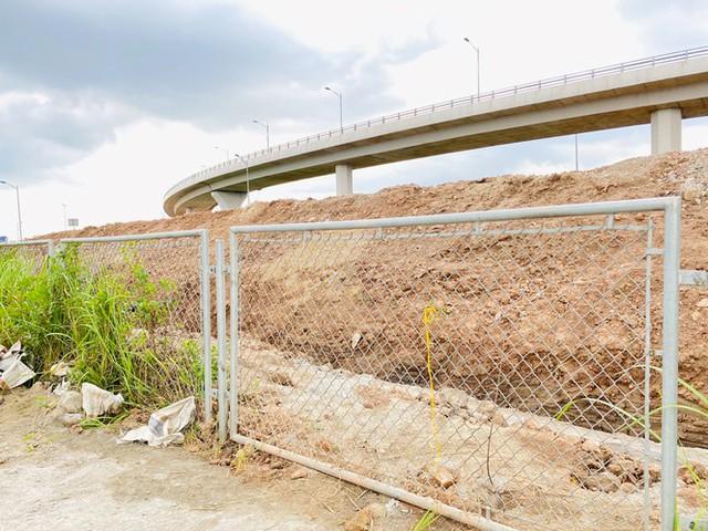 Toàn cảnh đại công trường 402 tỷ đồng nối vành đai 3 với cao tốc Hà Nội - Hải Phòng - Ảnh 10.