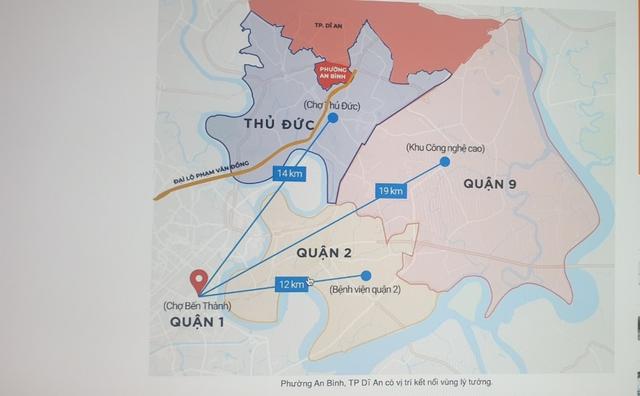 Vì sao các doanh nghiệp BĐS lại đồng loạt tấn công về khu Đông Sài Gòn? - Ảnh 3.