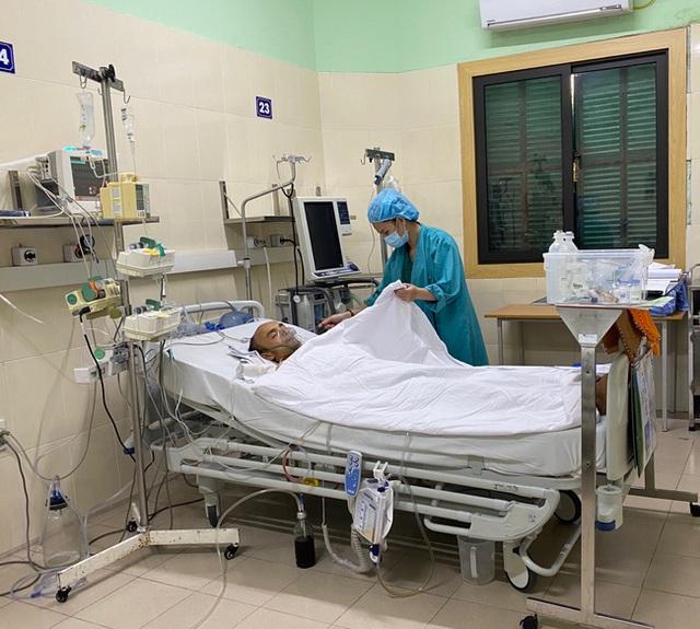 Bệnh viện Việt Đức lập kỷ lục mới về ghép tạng: Trong 13 ngày ghép thành công 23 tạng - Ảnh 2.