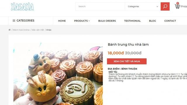 Ai quản lý chất lượng bánh Trung thu handmade bán online? - Ảnh 1.