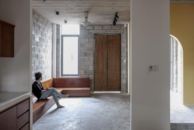 Nhà 2 tầng ở Bình Dương thiết kế sử dụng khoảng 20 năm với chi phí chưa tới 500 triệu đồng - Ảnh 4.