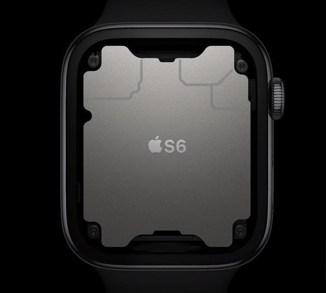 Apple Watch Series 6 ra mắt: Thiết kế không đổi, đo oxy trong máu, nhiều màu sắc và dây đeo mới, giá từ 399 USD - Ảnh 5.