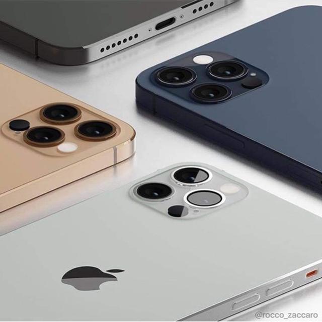 Phác thảo rõ nét nhất về iPhone 12 sau sự kiện Apple: sẽ có màu xanh navy, bán ra không có củ sạc - Ảnh 5.
