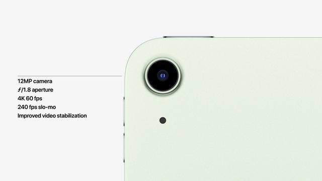 iPad Air 4 ra mắt: Thiết kế giống iPad Pro, chip A14 Bionic, USB-C, giá từ 599 USD - Ảnh 6.