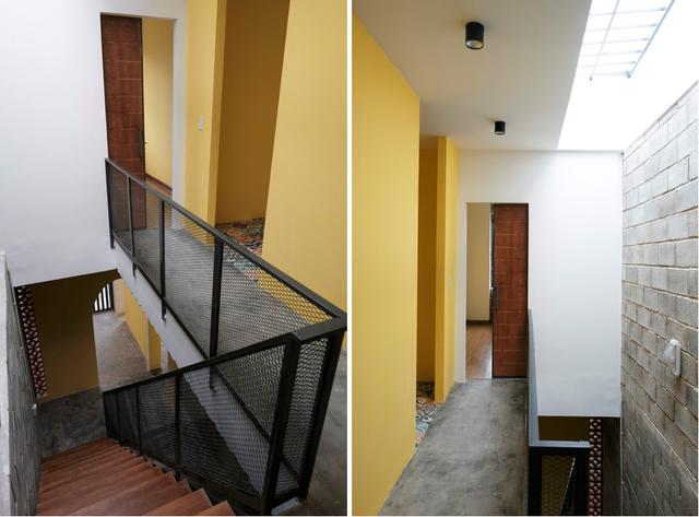 Nhà 2 tầng ở Bình Dương thiết kế sử dụng khoảng 20 năm với chi phí chưa tới 500 triệu đồng - Ảnh 8.