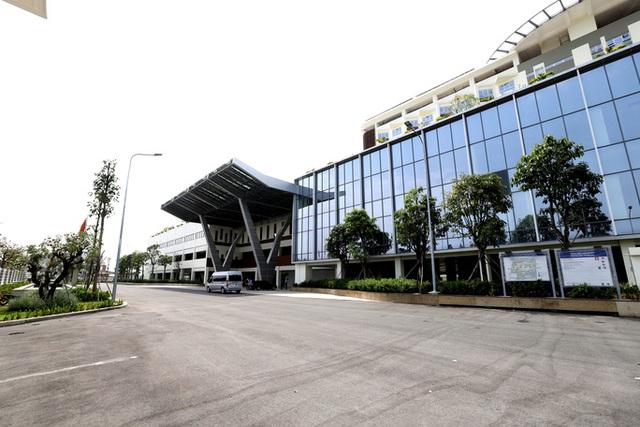 NÓNG: Ngày 2-10, cơ sở 2 Bệnh viện Ung Bướu TP.HCM bắt đầu nhận khám bệnh  - Ảnh 1.