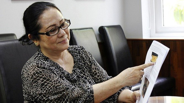 Nữ đại gia Dương Thị Bạch Diệp có thái độ khai báo thiếu thành khẩn - Ảnh 1.