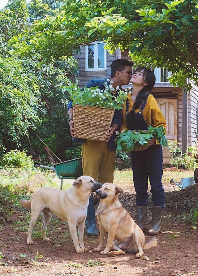 Những mẩu chuyện chưa kể của đôi vợ chồng trẻ bỏ phố về rừng: Không phải ai sinh ra cũng để trồng rau, nuôi cá - Ảnh 11.
