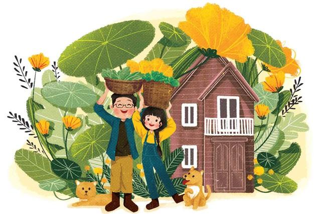 Những mẩu chuyện chưa kể của đôi vợ chồng trẻ bỏ phố về rừng: Không phải ai sinh ra cũng để trồng rau, nuôi cá - Ảnh 17.