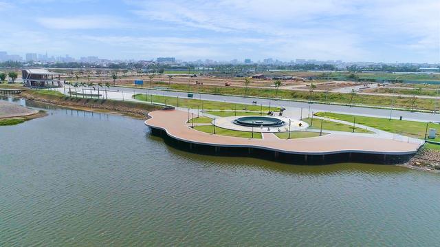 [Đánh Giá BĐS] Bên trong KĐT 10.000 tỷ ven sông Sài Gòn, một trong 3 bán đảo đẹp nhất Tp.HCM - Ảnh 12.