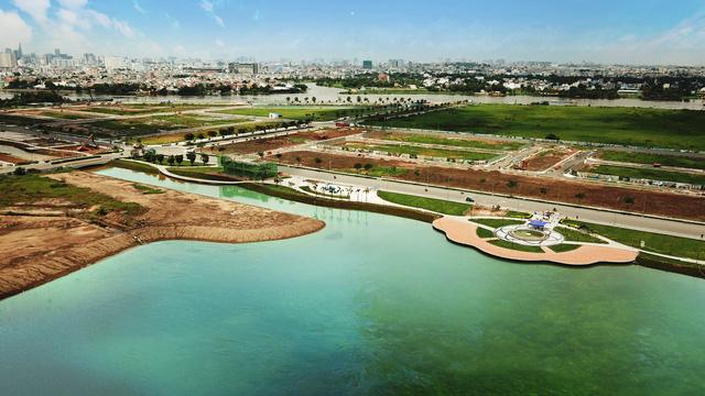 [Đánh Giá BĐS] Bên trong KĐT 10.000 tỷ ven sông Sài Gòn, một trong 3 bán đảo đẹp nhất Tp.HCM - Ảnh 15.