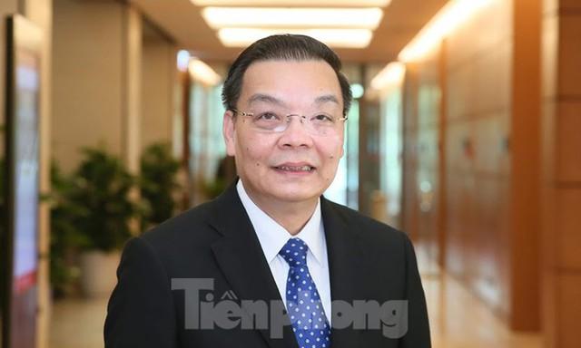 Bộ trưởng KH&CN Chu Ngọc Anh làm Phó Bí thư Thành ủy Hà Nội - Ảnh 2.