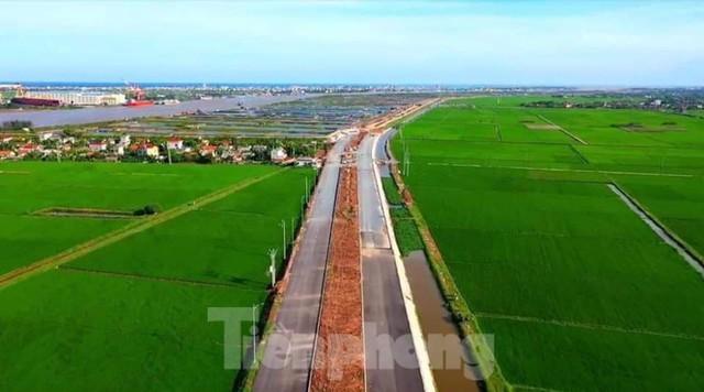 Nam Định khởi công tuyến đường bộ ven biển trị giá gần 2.700 tỷ đồng - Ảnh 2.
