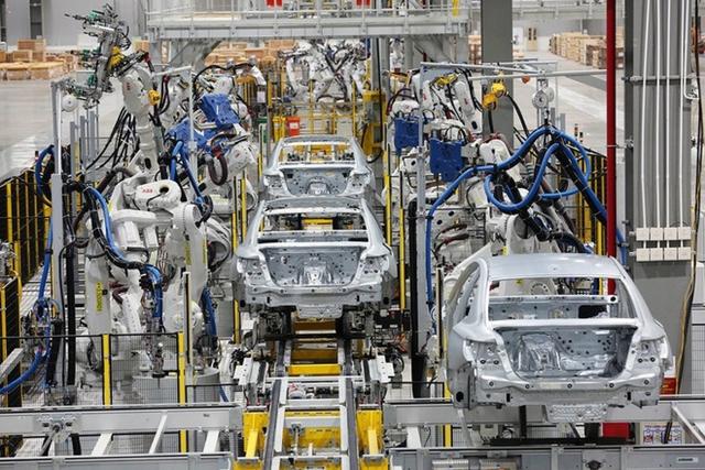 Tổng cục Thuế thúc thực hiện gia hạn nộp thuế TTĐB đối với ô tô sản xuất trong nước - Ảnh 1.