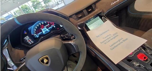 Rộ tin đồn vụ đại gia Việt mua siêu xe Lamborghini Centenario vì thất tình chỉ là giả: Chủ nhân bốc phét để sống ảo trên mạng? - Ảnh 4.