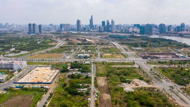 Xây dựng 4 tuyến đường ở Thủ Thiêm: Kiểm toán Nhà nước đề nghị giảm 274 tỉ đồng  - Ảnh 1.