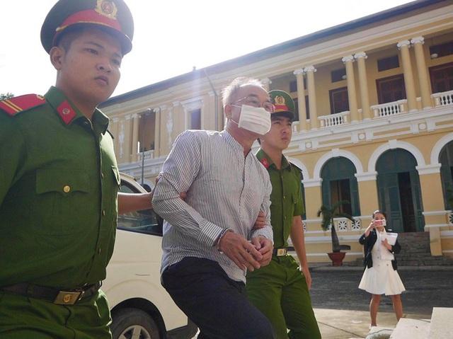 Ông Nguyễn Thành Tài lãnh 8 năm tù sau vụ giao đất vàng nghìn tỷ - Ảnh 2.