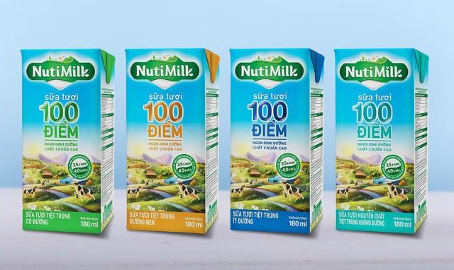 NutiFood chính thức ra mắt sữa tươi tiêu chuẩn thế giới, kỳ vọng trở thành sản phẩm quốc dân - Ảnh 1.