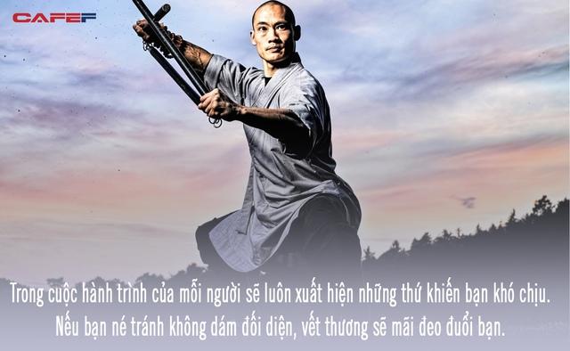 Võ sư Thiếu Lâm: 5 trở ngại bất kỳ ai cũng sẽ gặp phải, chỉ người vượt qua được mới thực sự chạm đích cuộc đời - Ảnh 1.