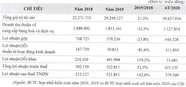 CII liên tục huy động hàng ngàn tỷ trái phiếu, tổng dư nợ tính đến 30/6 đang ở mức 15.384,5 tỷ đồng - Ảnh 1.
