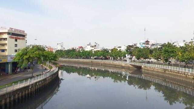 Cải tạo sông Tô Lịch thành công viên: Bài học quyết tâm từ kênh Nhiêu Lộc - Thị Nghè - Ảnh 1.