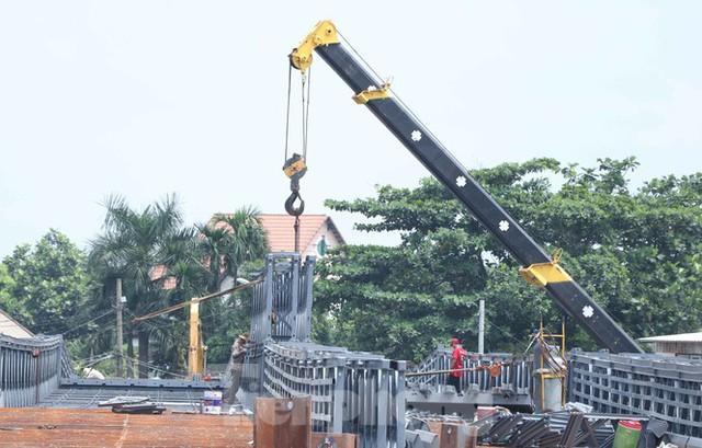 Cận cảnh cây cầu thay thế bến phà cuối cùng trong nội thành Sài Gòn - Ảnh 2.