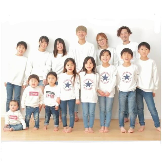 Cặp vợ chồng Nhật Bản cưới hơn 20 năm, sinh 12 đứa con nếp tẻ có đủ, hé lộ cuộc sống mỗi ngày khiến cộng đồng mạng sửng sốt - Ảnh 13.