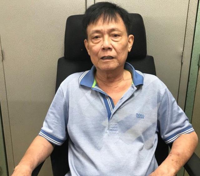 Khởi tố nguyên giám đốc Trung tâm Artex Hà Nội cùng nhiều bị can khác  - Ảnh 1.