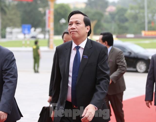 Thường trực Ban Bí thư Trần Quốc Vượng dự Đại hội Đảng bộ tỉnh Yên Bái - Ảnh 2.