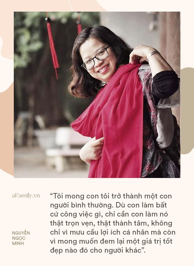 Giảng viên Đại học Sư Phạm Hà Nội: Suốt mười năm, tôi cố gắng để không dạy con bất cứ điều gì to tát ngoài những thứ nhỏ bé bình thường - Ảnh 3.