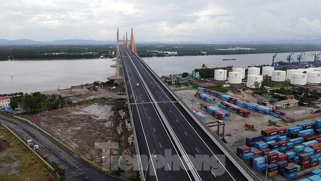 Ngắm cây cầu được ví là đòn bẩy phát triển kinh tế Quảng Ninh - Ảnh 3.