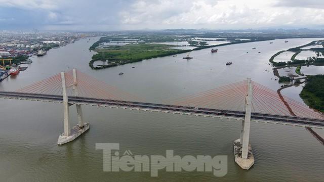 Ngắm cây cầu được ví là đòn bẩy phát triển kinh tế Quảng Ninh - Ảnh 6.