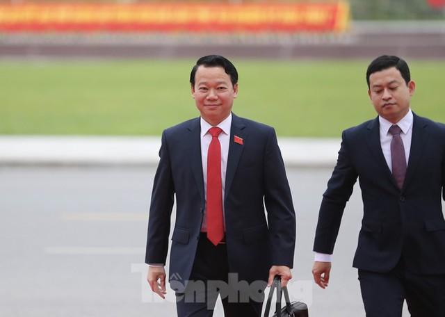 Thường trực Ban Bí thư Trần Quốc Vượng dự Đại hội Đảng bộ tỉnh Yên Bái - Ảnh 7.