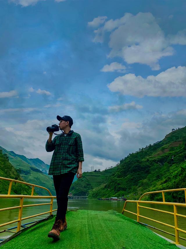 Chàng trai Cần Thơ lặn lội khám phá Hà Giang với lịch trình siêu chi tiết: Đi để cảm nhận hết cái mênh mông của đất trời và thiên nhiên Việt Nam - Ảnh 6.