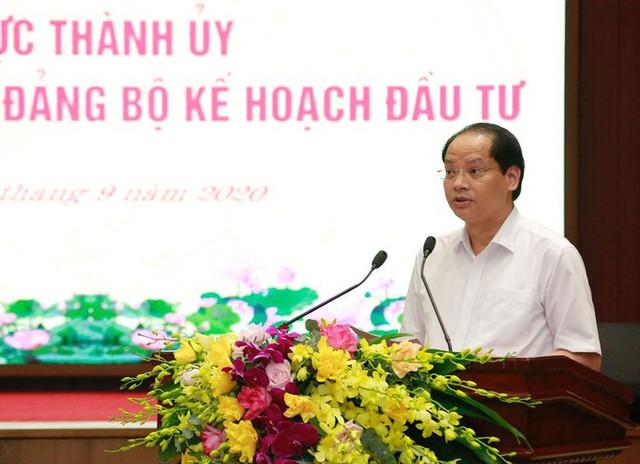 Bí thư Vương Đình Huệ: Phấn đấu GRDP Hà Nội đạt mức ít nhất cao gấp 1,3 lần GDP cả nước trong năm nay - Ảnh 2.