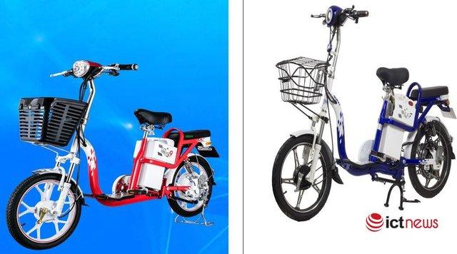 Chiêu lách luật của xe đạp, xe máy điện lậu để tràn vào thị trường Việt Nam - Ảnh 2.