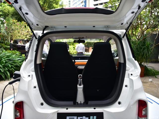 Chiếc ô tô hai chỗ đi chợ, đón con rẻ không ngờ, giá chỉ nhỉnh hơn Honda SH - Ảnh 11.