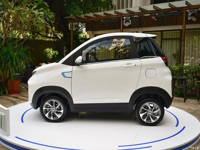 Chiếc ô tô hai chỗ đi chợ, đón con rẻ không ngờ, giá chỉ nhỉnh hơn Honda SH - Ảnh 12.