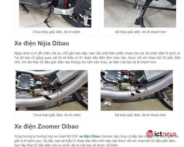 Chiêu lách luật của xe đạp, xe máy điện lậu để tràn vào thị trường Việt Nam - Ảnh 3.