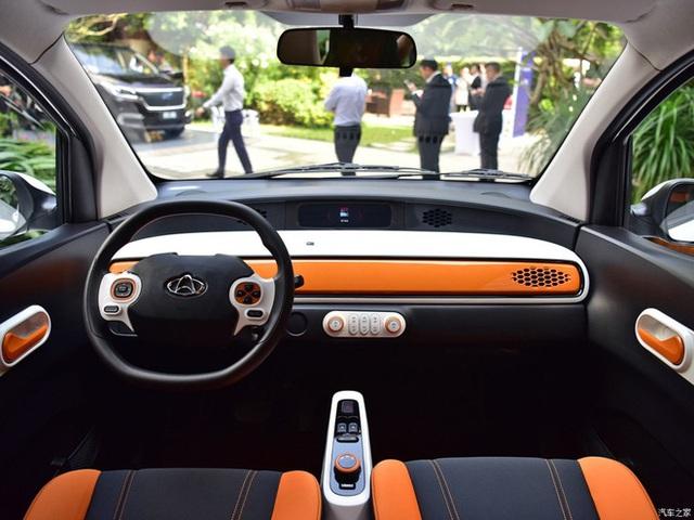 Chiếc ô tô hai chỗ đi chợ, đón con rẻ không ngờ, giá chỉ nhỉnh hơn Honda SH - Ảnh 6.