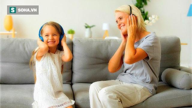 Kỳ diệu: Cách nghe nhạc để cải thiện tâm lý, nâng miễn dịch bố mẹ nào cũng nên biết - Ảnh 2.
