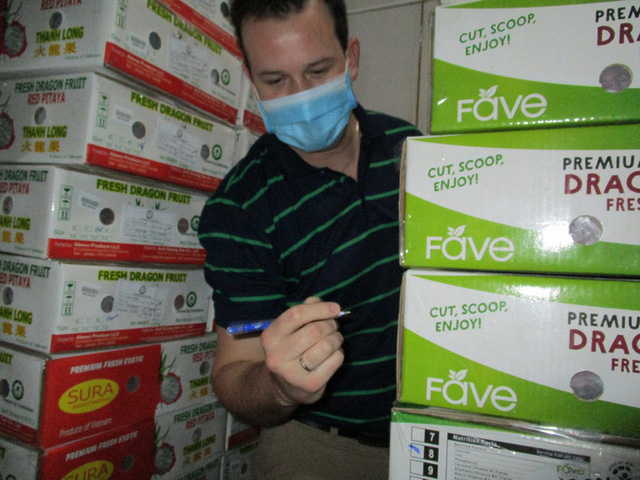Người tiêu dùng Việt sắp được ăn bưởi Mỹ nhập khẩu chính ngạch - Ảnh 1.