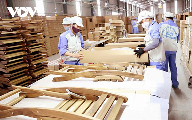 Kim ngạch xuất khẩu gỗ đạt gần 9 tỷ USD trong 9 tháng qua  - Ảnh 1.